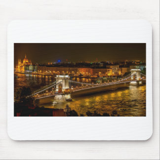 Szechenyi Chain Bridge Mouse Pad