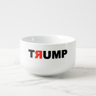 tяump soup bowl with handle