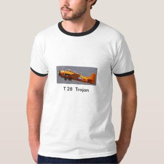 T28 Yellow POC, T 28  Trojan T-Shirt