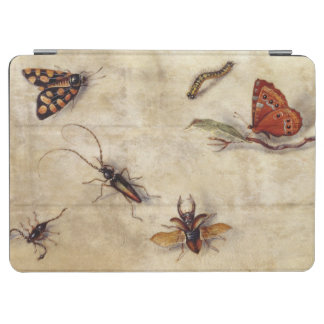 T31567 A Study of Various Insects, Fruit and Anima iPad Air Cover