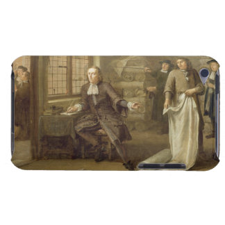 T32334 The Buyer at the Clothes Merchant's, 1690 Case-Mate iPod Touch Case