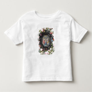 T33453 The Coronation of the Virgin surrounded by Toddler T-Shirt