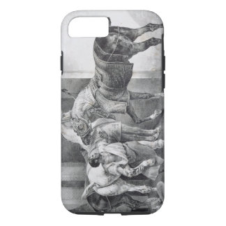 T34894 The English Farrier, 1822 (litho) iPhone 7 Case