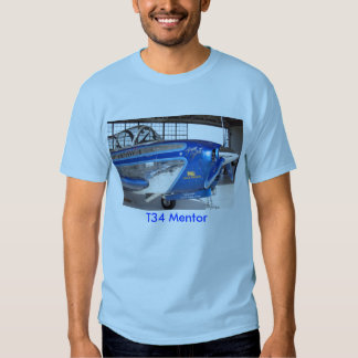 T34 Mentor 2, T34 Mentor T-shirts