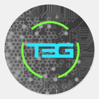 T3G Sticker