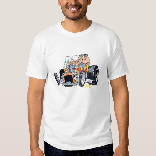 T Bucket Baddie Tee Shirts