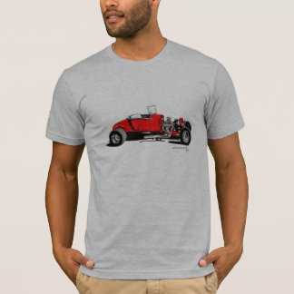 T-Bucket Street Rod T-Shirt