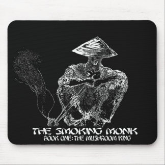 T.D.A.C The Smoking Monk Mouse Pad