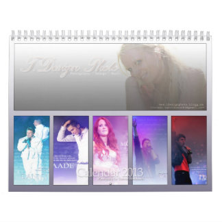 T.Design Photo - Calendar 2013