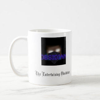 T_E_Obsidian's Coffee Mug durable ceramic