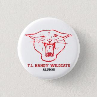 T.L. Handy Wildcats Alumni Button