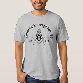 T-Landmark 93 T-shirts