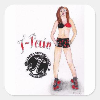 T-Pain sticker