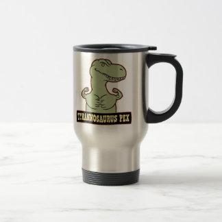 T-Pex Stainless Steel Travel Mug