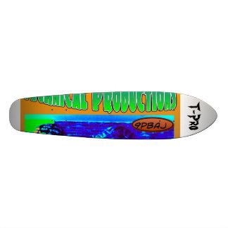 T-Pro Long Board Skate Board Decks