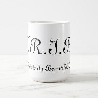 T.R.I.B.E. - 15oz Cup Basic White Mug