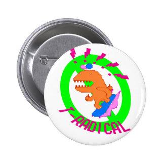 T-Rad!!! Pinback Button