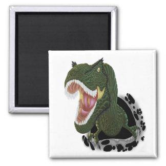 T-Rex Burst 2 Square Magnet
