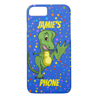 T-Rex Cell Phone Case