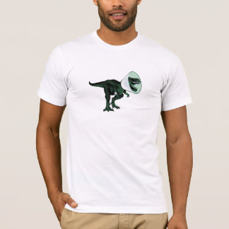 t-rex cone of shame  2, men's American Apparel T T-Shirt