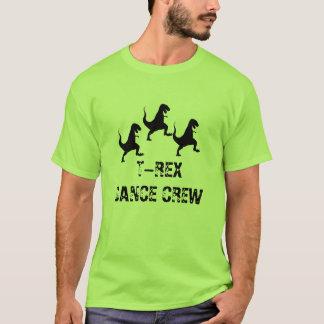 T-Rex Dance Crew T-Shirt