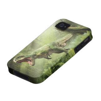 T-Rex Dinosaur Case-Mate iPhone 4 Covers