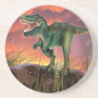 T-Rex Dinosaur Coasters