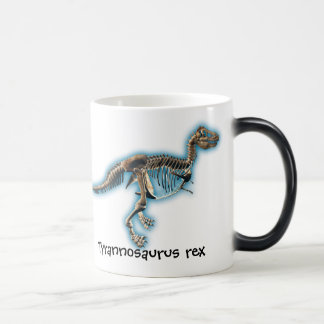 T. rex Dinosaur Skeleton mug