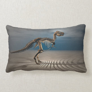 T. rex Dinosaur Skeleton pillow