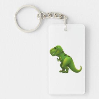 T-Rex - Emoji Key Ring