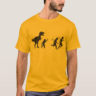T Rex Evolution T-Shirt