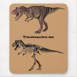 T-rex Flesh-n-Bone,Mousepad Mouse Pad