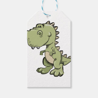 T-Rex Gift Tags