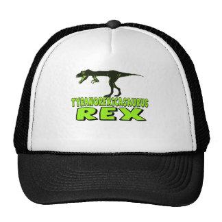 T-Rex Trucker Hats