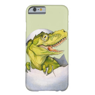 T Rex Hatchling Barely There iPhone 6 Case
