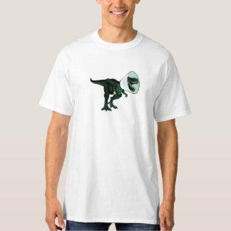 T Rex: Jennifer ellen Cook & the Cone of Shame T-Shirt