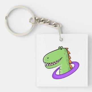 T-Rex Key Ring