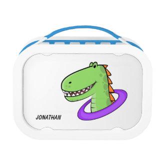 T-Rex Lunch Box