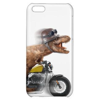 T rex motorcycle-tyrannosaurus-t rex - dinosaur cover for iPhone 5C