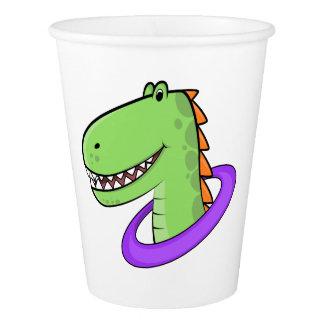T-Rex Paper Cup