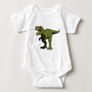 T-Rex Personalized items Baby Bodysuit