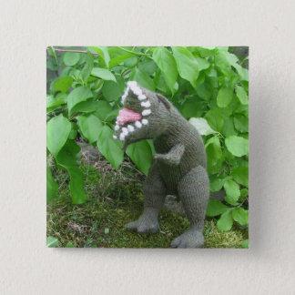 T-Rex pin-back button