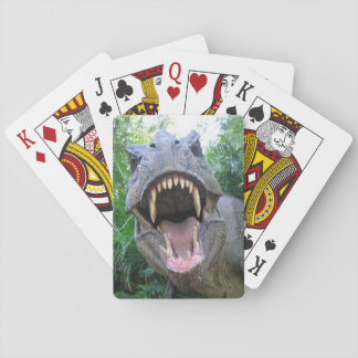 T-Rex Playing Cards