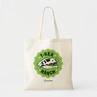T-Rex Ranch Bag - Mini Tote with Dinosaur