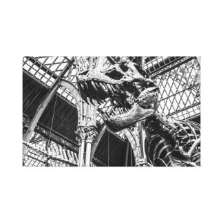 """""""T-Rex Skeleton"""" wall art"""