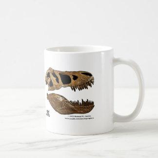 T. rex Skull Mug