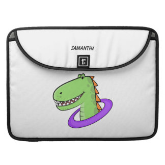 T-Rex Sleeve For MacBooks