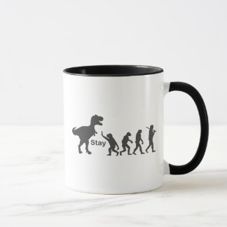 T Rex Stay Mug