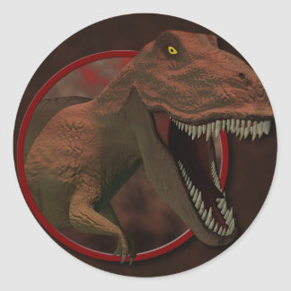 T Rex Sticker