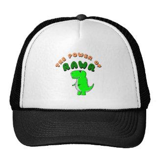 T-Rex The Power Of RAWR Cap